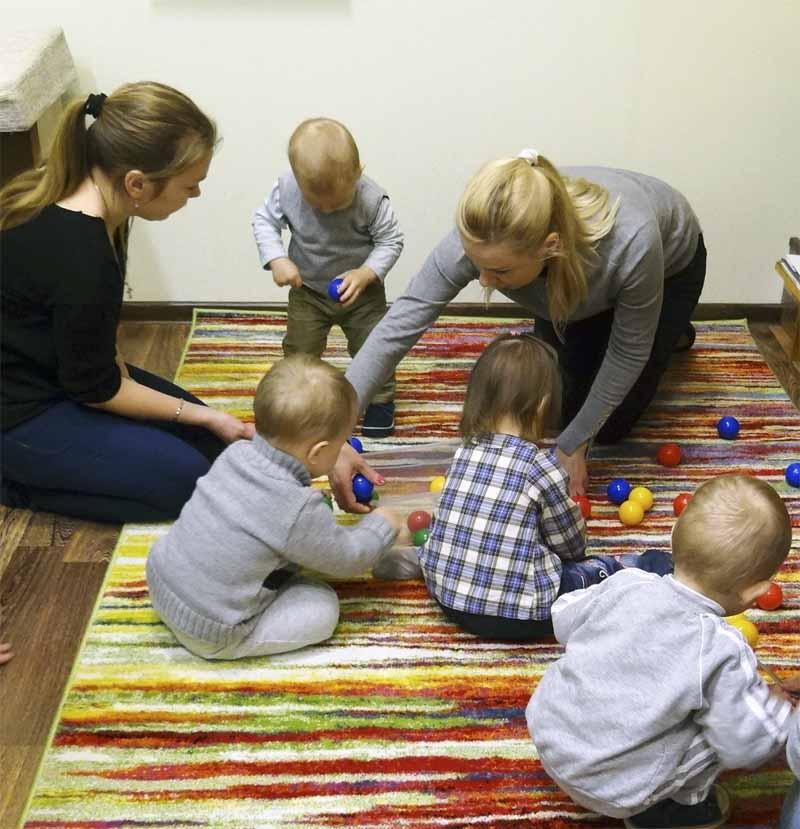 раннее развитие детей 1-3 лет в Мытищах